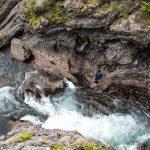 Rjukandefossen gorge