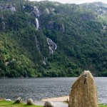 Sagfoss, Rullestadvatnet, Hordaland
