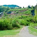 Cascade de Saubaudy and Cascade du Dechargaux