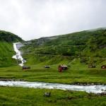 Sendefossen, Kvassdalen-Myrkdalen, Hordaland, Norway