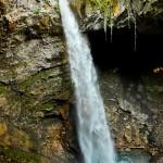 Cascade de Seythenex