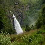 Skarvefossen, Granvin, Hordaland