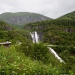 Skjervsfossen/Skjervefossen, Spildo-Moo, Hordaland