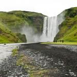 Skogafoss waterfall, Southern Iceland