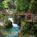 Near Slap Sum-vintgar-gorge