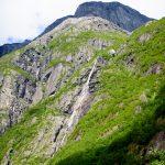 Sletteskredene near Krunefossen