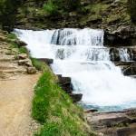 Cascada Gradas de Soaso