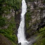 Stalheimsfossen, Stalheimskleiva, Hordaland