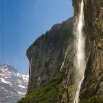 Staubbachfall-Lauterbrunnen