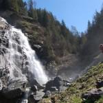 Stuibenfall, Umhausen, Ötztal, Tirol, Austria