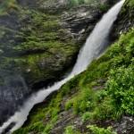 Svandalsfossen, Sauda(fjorden), Rogaland