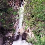 Waterfall in Switzerland: Talbachfall