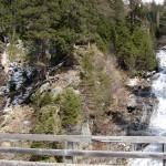 Waterfall in Austria: Dichtenbach/ Tauernbachwasserfall