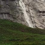Waterfall in Norway: Tjotafossen