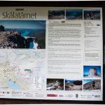 Tjugenfossen-infoboard