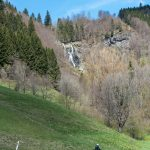 Todtnauer wasserfall, Todtnau, Schwarzwald, Baden-Württemburg, Germany