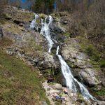 Todtnauer wasserfall, Todtnau, Schwarzwald, Germany