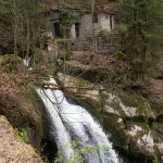 Triberger wasserfälle, Triberg, Schwarzwald, Germany