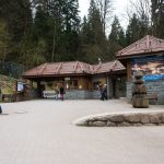 Triberger-wasserfalle-entrance, Schwarzwald, Germany