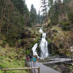 Triberger-wasserfalle-viewpoint, Schwarzwald, Germany