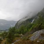 Turlifossen, Aurlandsvangen, Sogn og Fjordane