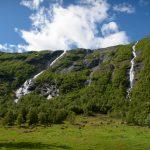 Tverrgrovafossen, Hovlafossen