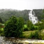 Tvinnefossen-Tvindefossen, Voss, Hordaland