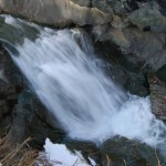Waterfall in Austria: Umbalfalle
