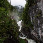 Upper Waldbach wasserfall