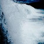 Waterfall in Iceland: Vatnsleysufoss