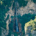 Waterfall in France: Cascade de Vegay
