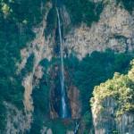 Waterfall in France: Cascade de Vegay