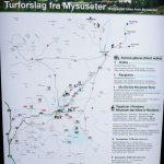Veslulfossen-hiking-map