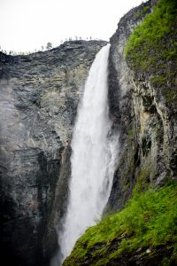 Vettisfossen - best waterfalls of Norway