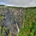 Waterfall in Norway: Vøringsfossen, Mabodalen, Hordaland