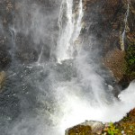 Waterfall in Norway: Voringfossen