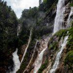 Waldbachstrub wasserfall & Lauterbach wasserfall