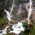 Waldbachstrub wasserfall