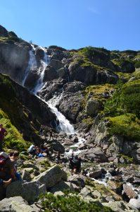 Wielka Siklawa - Zakopane - waterfalls in Poland