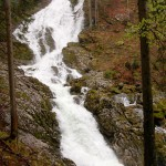Waterfall in Austria: Winnerfall