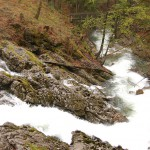 Waterfall in Austria: Winnerfall
