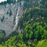 Waterfall in Switzerland: Cascade du Dard
