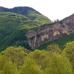 cascata-di-sardagna-Trento, Italy