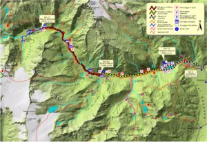 Val Genova-map Cascata di Nardis